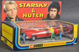 EX-SHOP STOCK CORGI TOYS 292 STARSKY AND HUTCH FORD TORINO