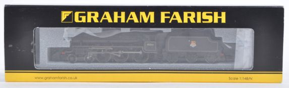 ORIGINAL GRAHAM FARISH N GAUGE MODEL RAILWAY TRAINSET LOCO