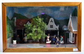 CAMBERWICK GREEN - BEAUTIFUL LARGE SCALE ROBERT HARROP DISPLAY