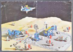 LEGO SET - LEGO SPACE - 928 - SPACE CRUISER & MOONBASE