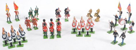 COLLECTION OF VINTAGE BRITAINS MODEL SOLDIERS