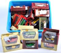 COLLECTION OF MATCHBOX MODELS OF YESTERYEAR BOXED DIECAST