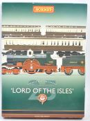 HORNBY 00 GAUGE R2560 LORD OF THE ISLES LIMITED EDITION SET