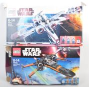 LEGO STAR WARS - TWO BOXED SETS 8088 & 75102
