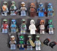LEGO MINIFIGURES - LEGO STAR WARS / MANDALORIAN BOUNTY HUNTERS