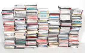 LARGE COLLECTION OF CLASSICAL MUSIC CDS