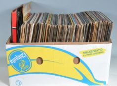 LARGE COLLECTION OF APPROX 130 VINYL RECORD ALBUMS