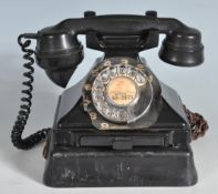 G.P.O. BAKELITE DESK TELEPHONE