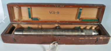 W. OTTWAY & CO LTD GUN SIGHTING SCOPE