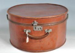 EARLY 0TH CENTURY HARRODS HAT BOX