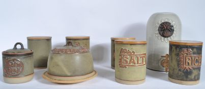 GROUP OF TREMAR STUDIO ART POTTERY