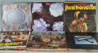 COLLECTION OF VINYL RECORD LP'S