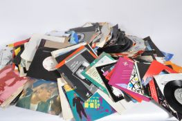 VERY LARGE COLLECTION OF VINTAGE 45S VINYL RECORDS