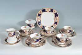 CHINA GLASS LAWLEYS TEA SET