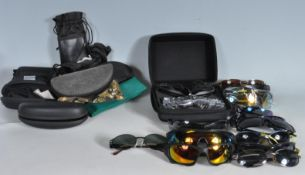 QUANTITY OF SPORTS GLASES
