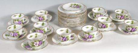 1950'S BEYER & BOCK TEA SET
