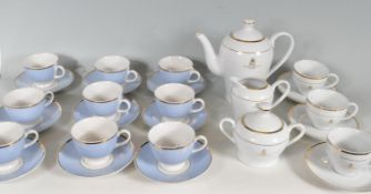 DOULTON 2004 RD TEA SET AND QUEEN GOLDEN JUBILEE TEA SET
