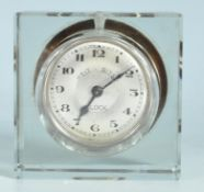 RETRO VINTAGE 1960S TIT BITS ALARM CLOCK