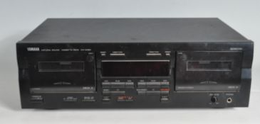 YAMAHA NATURAL SOUND CASSETTE DECK KX-W321