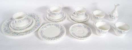 WEDGWOOD ANGELA PATTERN TEA SET