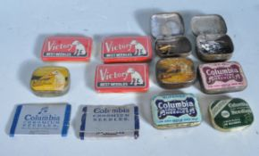 COLLECTION OF VINTAGE VINYL RECORD PLAYER NEEDLES