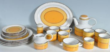 VINTAGE MIDWINTER DINNER AND TEA SET