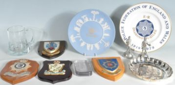 COLLECTION OF VINTAGE 20TH CENTURY POLICE RELATED MEMORABILIA
