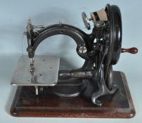 19TH CENTURY VICTORIAN WILCOX AND GIBBS SEWING MACHINE