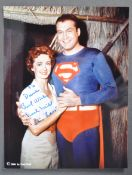 ESTATE OF DAVE PROWSE - SUPERMAN - NOEL NEILL SIGNED PHOTO