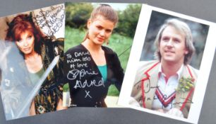 ESTATE OF DAVE PROWSE - DOCTOR WHO AUTOGRAPHS