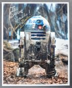 ESTATE OF DAVE PROWSE - KENNY BAKER SIGNED PHOTOGRAPH