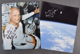 ESTATE OF DAVE PROWSE - BRUCE MCCANDLESS SPACE AUTOGRAPHS