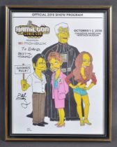 ESTATE OF DAVE PROWSE - SIMPSON'S ARTIST GIFTED PROGRAM