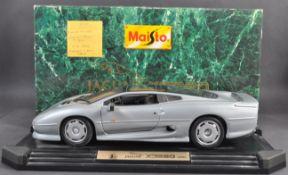 ESTATE OF DAVE PROWSE - MAISTO 1/12 SCALE DIECAST JAGUAR XJ220