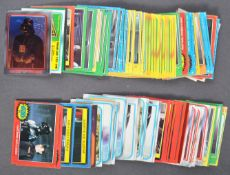 ESTATE OF DAVE PROWSE - VINTAGE TOPPS STAR WARS TRADING CARDS