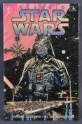 ESTATE OF DAVE PROWSE - DARTH VADER COMIC BOOK CLOCK