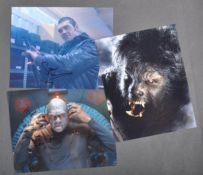 ESTATE OF DAVE PROWSE - SPENCER WILDING AUTOGRAPH COLLECTION