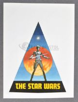 ESTATE OF DAVE PROWSE - STAR WARS PRE-PRODUCTION STICKER