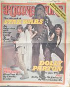 ESTATE OF DAVE PROWSE - PERSONALLY OWNED ROLLING STONE MAGAZINE