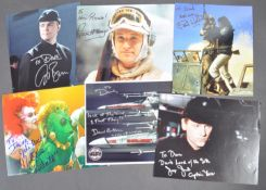 ESTATE OF DAVE PROWSE - STAR WARS AUTOGRAPHS
