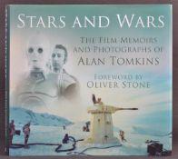 ESTATE OF DAVE PROWSE - ALAN TOMKINS - STAR WARS SIGNED BOOK