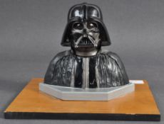 ESTATE OF DAVE PROWSE - FAN MADE DARTH VADER BUST