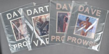 ESTATE OF DAVE PROWSE - SET OF PHOTOGRAPHS