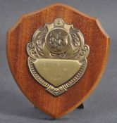 ESTATE OF DAVE PROWSE - MERSEY SCI FI AWARD TROPHY