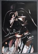 ESTATE OF DAVE PROWSE - DARTH VADER SIGNED PHOTOGRAPH