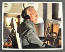 ESTATE OF DAVE PROWSE – STAR WARS OFFICIAL PIX CELEBRATION III SIGNED PHOTO