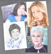 ESTATE OF DAVE PROWSE - AMERICAN ACTRESSES AUTOGRAPH COLLECTION