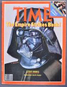 ESTATE OF DAVE PROWSE - PERSONALLY OWNED TIME MAGAZINE 1980