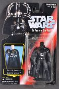 ESTATE OF DAVE PROWSE - CUSTOM KENNER CARDED ACTION FIGURE