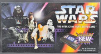 ESTATE OF DAVE PROWSE - STAR WARS PARKER BROS VIDEO BOARD GAME